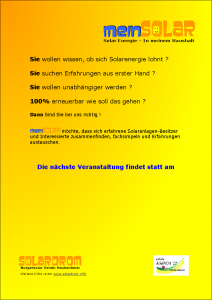 Plakat Vorlage-klein